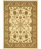 RugStudio presents Rugstudio Sample Sale 50044R Creme / Tan Machine Woven, Good Quality Area Rug