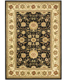 RugStudio presents Safavieh Lyndhurst LNH212A Black / Creme Machine Woven, Good Quality Area Rug