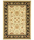 RugStudio presents Safavieh Lyndhurst LNH212B Ivory / Black Machine Woven, Better Quality Area Rug