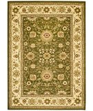 RugStudio presents Safavieh Lyndhurst LNH212C Sage / Ivory Machine Woven, Good Quality Area Rug