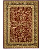 RugStudio presents Safavieh Lyndhurst LNH214A Red / Black Machine Woven, Better Quality Area Rug