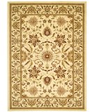 RugStudio presents Safavieh Lyndhurst LNH216A Ivory / Ivory Machine Woven, Better Quality Area Rug
