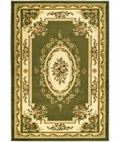 RugStudio presents Safavieh Lyndhurst LNH218B Sage / Ivory Machine Woven, Good Quality Area Rug
