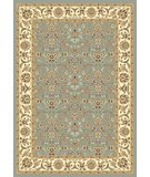 RugStudio presents Safavieh Lyndhurst LNH312B Light Blue / Ivory Machine Woven, Good Quality Area Rug