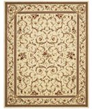 RugStudio presents Safavieh Lyndhurst LNH322A Ivory / Ivory Machine Woven, Better Quality Area Rug