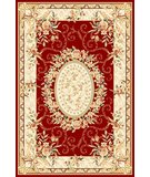 RugStudio presents Safavieh Lyndhurst LNH328C Red Machine Woven, Good Quality Area Rug