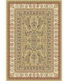 RugStudio presents Safavieh Lyndhurst LNH331C Sage / Ivory Machine Woven, Better Quality Area Rug