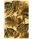 RugStudio presents Safavieh Mandarin MD407A Ivory / Sage Hand-Tufted, Good Quality Area Rug