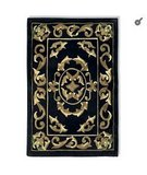 RugStudio presents Safavieh Naples NA517A Black Hand-Tufted, Best Quality Area Rug
