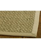 RugStudio presents Safavieh Natural Fiber NF114A Natural / Beige Sisal/Seagrass/Jute Area Rug