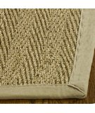 RugStudio presents Safavieh Natural Fiber NF115A Natural / Beige Sisal/Seagrass/Jute Area Rug