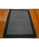 RugStudio presents Safavieh Natural Fiber NF441D Charcoal / Charcoal Sisal/Seagrass/Jute Area Rug