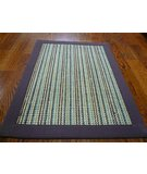 RugStudio presents Safavieh Natural Fiber NF442C Blue / Purple Sisal/Seagrass/Jute Area Rug