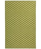 RugStudio presents Rugstudio Sample Sale 46932R Olive / Ivory Hand-Hooked Area Rug