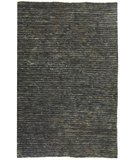 RugStudio presents Rugstudio Sample Sale 46967R Charcoal / Charcoal Hand-Knotted, Better Quality Area Rug
