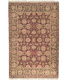 RugStudio presents Safavieh Old World OW115A Burgundy / Green Hand-Knotted, Best Quality Area Rug