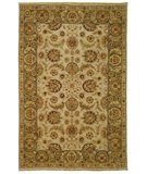 RugStudio presents Safavieh Old World OW129A Ivory / Green Hand-Knotted, Best Quality Area Rug