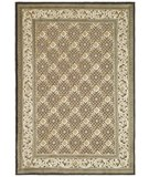 RugStudio presents Safavieh Paradise PAR04 Dark Brown Machine Woven, Better Quality Area Rug
