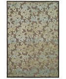 RugStudio presents Safavieh Paradise PAR47 Dark Brown Machine Woven, Better Quality Area Rug