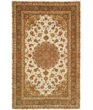 RugStudio presents Safavieh Persian Court PC102B Ivory/Olive Hand-Tufted, Best Quality Area Rug