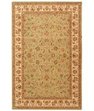 RugStudio presents Safavieh Persian Court PC106D Light Green / Ivory Hand-Tufted, Best Quality Area Rug