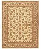 RugStudio presents Safavieh Persian Court PC108A Ivory / Ivory Hand-Tufted, Best Quality Area Rug
