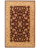 RugStudio presents Safavieh Persian Court PC112D Burgundy / Beige Hand-Tufted, Best Quality Area Rug