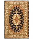 RugStudio presents Safavieh Persian Court PC119B Navy / Ivory Hand-Tufted, Best Quality Area Rug