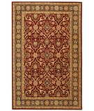 RugStudio presents Safavieh Persian Court PC121B Red / Black Hand-Tufted, Good Quality Area Rug