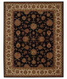 RugStudio presents Safavieh Persian Court PC123B Plum / Ivory Hand-Tufted, Good Quality Area Rug