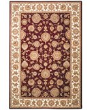 RugStudio presents Safavieh Persian Court PC123F Red / Ivory Hand-Tufted, Best Quality Area Rug