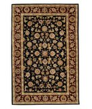 RugStudio presents Safavieh Persian Court PC135A Navy / Red Hand-Tufted, Best Quality Area Rug