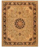 RugStudio presents Safavieh Persian Court PC136A Sage / Navy Hand-Tufted, Best Quality Area Rug