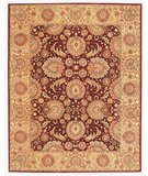 RugStudio presents Safavieh Persian Court PC413A Red Hand-Tufted, Good Quality Area Rug