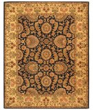 RugStudio presents Safavieh Persian Court PC414A Navy Hand-Tufted, Best Quality Area Rug