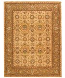 RugStudio presents Safavieh Persian Court PC460A Ivory / Taupe Hand-Tufted, Best Quality Area Rug