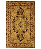 RugStudio presents Safavieh Persian Legend PL504A Soft Green / Ivory Hand-Tufted, Best Quality Area Rug