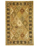 RugStudio presents Safavieh Persian Legend PL510A Light Green / Black Hand-Tufted, Best Quality Area Rug