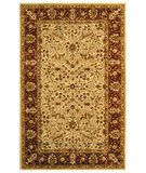 RugStudio presents Safavieh Persian Legend PL511B Ivory / Rust Hand-Tufted, Best Quality Area Rug