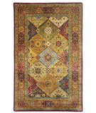 RugStudio presents Safavieh Persian Legend PL512A Red / Rust Hand-Tufted, Best Quality Area Rug