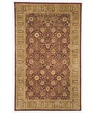 RugStudio presents Safavieh Persian Legend PL518C Red / Light Brown Hand-Tufted, Best Quality Area Rug