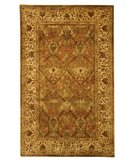 RugStudio presents Safavieh Persian Legend PL519A Light Green / Beige Hand-Tufted, Best Quality Area Rug