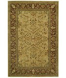RugStudio presents Safavieh Persian Legend PL519D Ivory / Rust Hand-Tufted, Best Quality Area Rug
