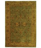 RugStudio presents Safavieh Persian Legend PL523A Blue / Gold Hand-Tufted, Best Quality Area Rug