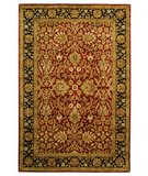 RugStudio presents Safavieh Persian Legend PL523C Rust / Black Hand-Tufted, Best Quality Area Rug