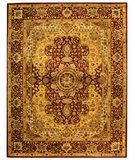 RugStudio presents Safavieh Persian Legend PL525A Burgundy Hand-Tufted, Best Quality Area Rug