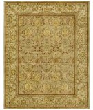 RugStudio presents Safavieh Persian Legend PL819G Moss / Beige Hand-Tufted, Best Quality Area Rug