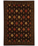 RugStudio presents Rugstudio Sample Sale 47013R Brown Machine Woven, Good Quality Area Rug