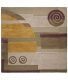 RugStudio presents Safavieh Rodeo Drive RD643A Beige Hand-Tufted, Good Quality Area Rug