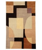 RugStudio presents Safavieh Rodeo Drive RD843A Olive / Black Hand-Tufted, Good Quality Area Rug